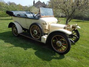 1911 SUNBEAM 12/16 tourer