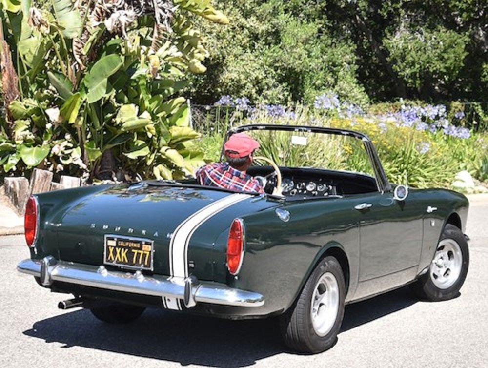 1967 Sunbeam Alpine Convertible For Sale (picture 2 of 6)
