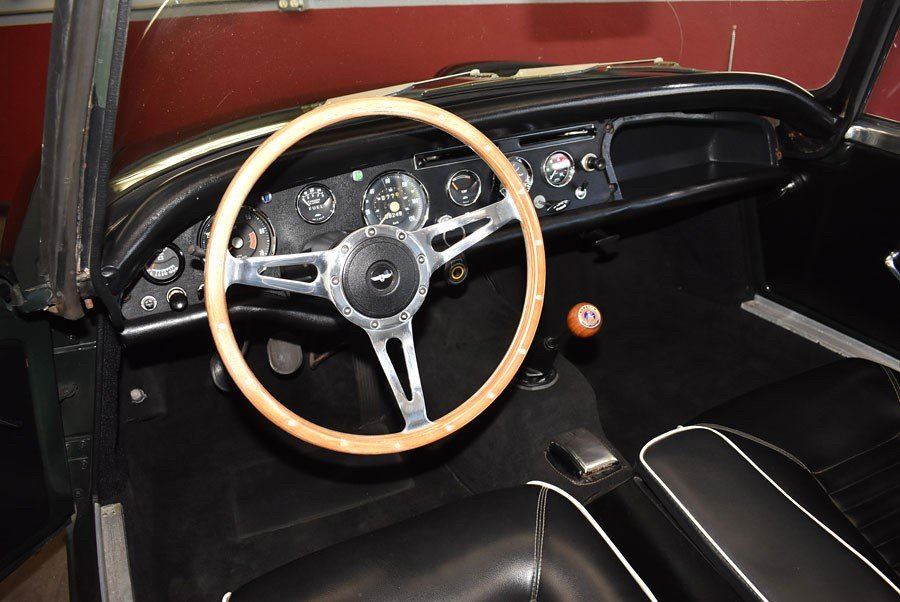 1967 Sunbeam Alpine Convertible For Sale (picture 3 of 6)