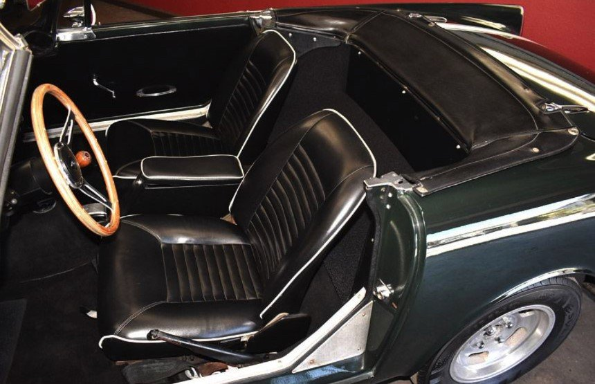 1967 Sunbeam Alpine Convertible For Sale (picture 4 of 6)