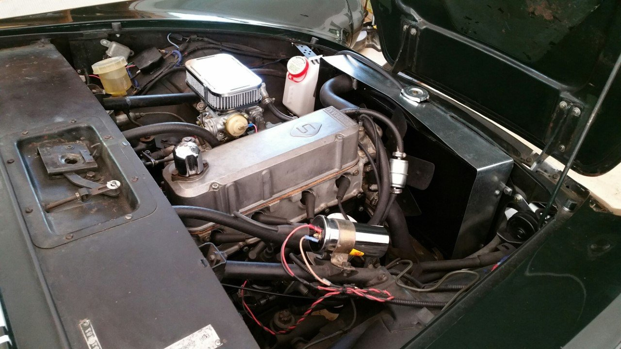 1967 Sunbeam Alpine Convertible For Sale (picture 6 of 6)