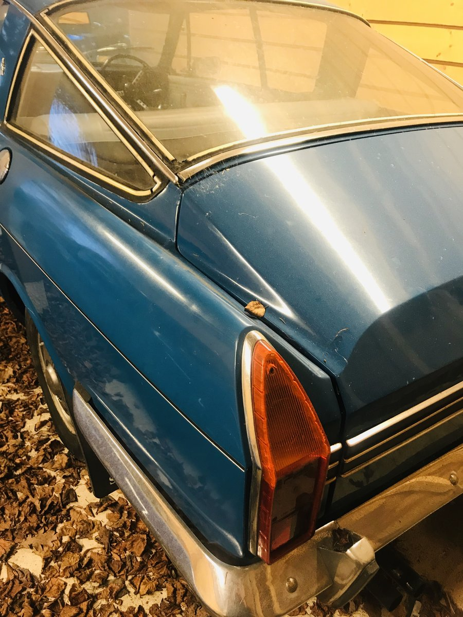 1969 Sunbeam Rapier Fastback For Sale (picture 4 of 5)