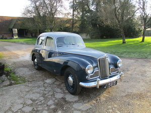 1956 SUNBEAM MK III SALOON For Sale