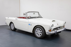 1965 Sunbeam Tiger Mk1 Convertible. For Sale