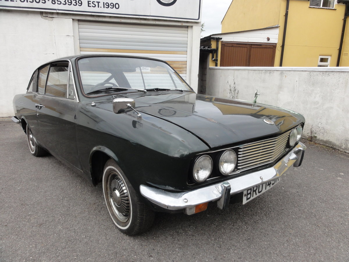 1972 Sunbeam Rapier Fastback For Sale by Auction (picture 1 of 6)