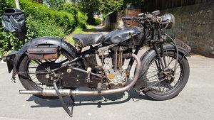 1932 Superb unrestored Sunbeam model 9 For Sale