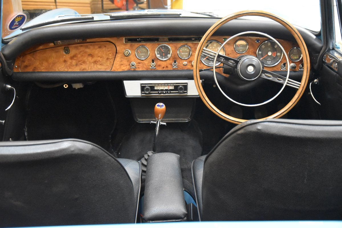 1966 Sunbeam Tiger For Sale (picture 3 of 5)