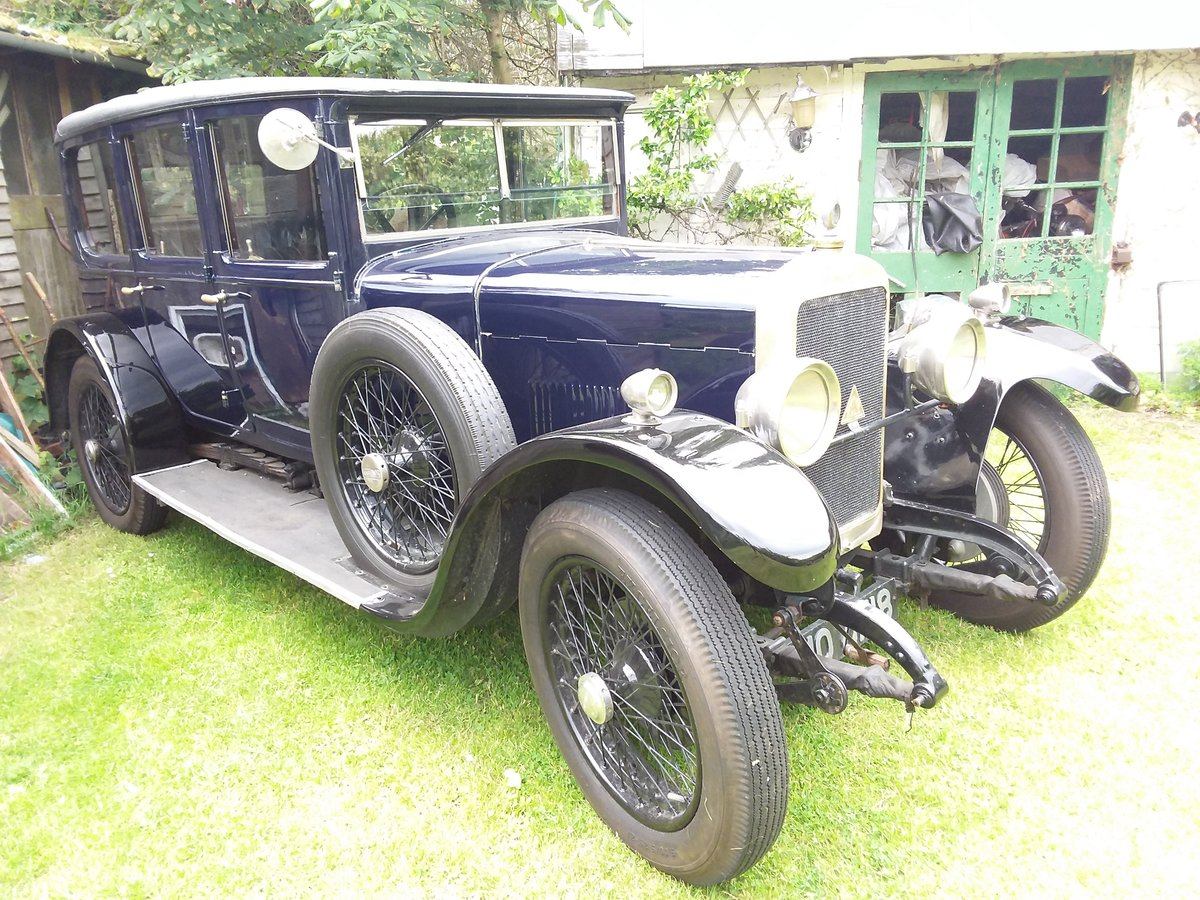 1925 SUNBEAM 14/40 SOLD (picture 1 of 6)