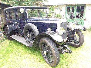 1925 SUNBEAM 14/40 For Sale