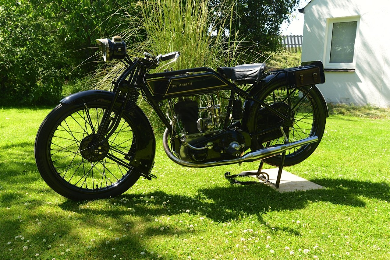 1927 Sunbeam Model 5 Lovely Rare  For Sale (picture 1 of 4)