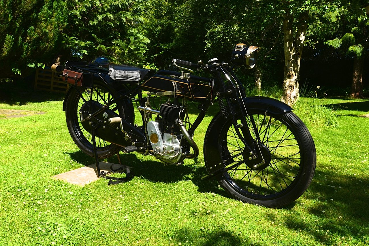 1927 Sunbeam Model 5 Lovely Rare  For Sale (picture 2 of 4)