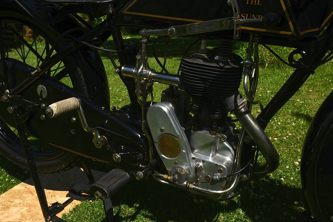 1927 Sunbeam Model 5 Lovely Rare  For Sale (picture 3 of 4)
