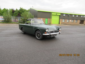 sunbeam alpine
