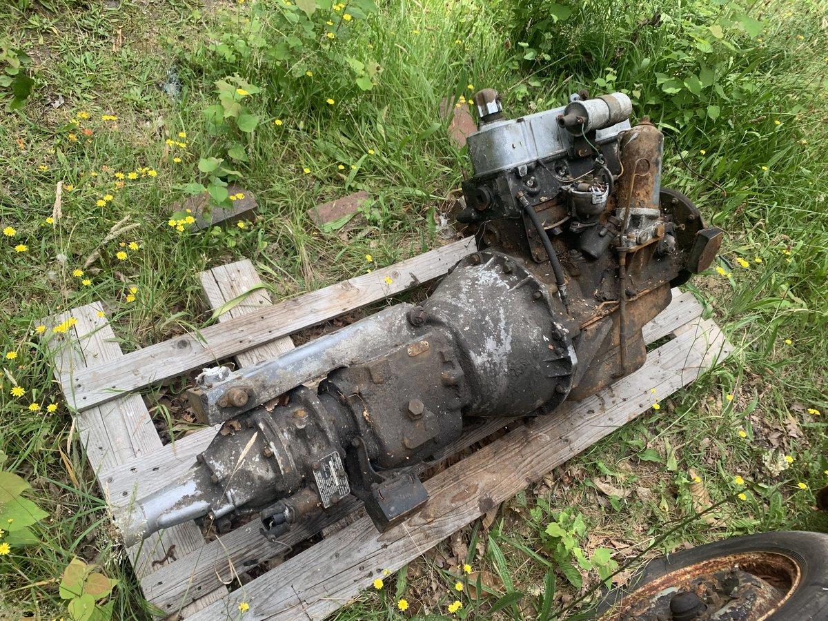 1962 Sunbeam Alpine W/ Aluminium Hardtop spares and repairs SOLD (picture 4 of 6)