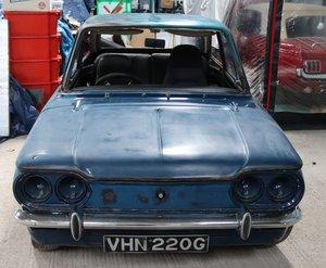1968 Sunbeam Stiletto for full restoration For Sale