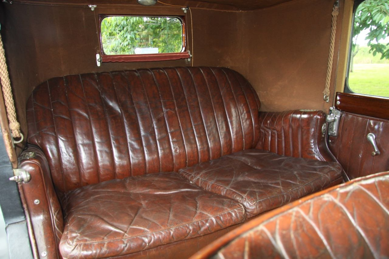 1928 Sunbeam 16hp Weymann Saloon - lovely For Sale (picture 5 of 6)