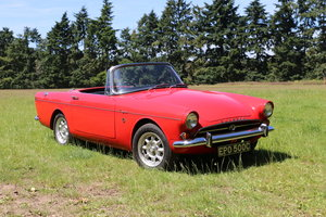 1965 Sunbeam Tiger for self drive hire