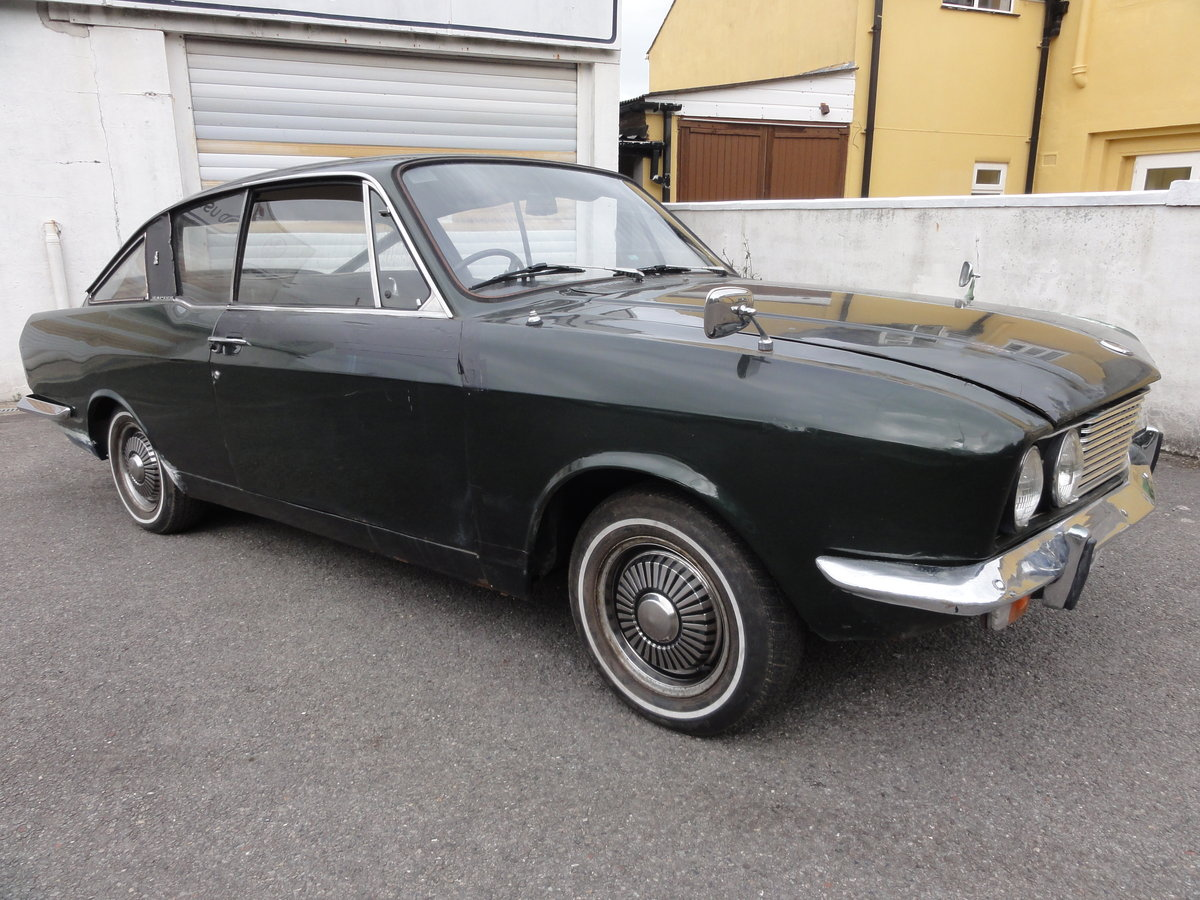 1972 Sunbeam Rapier Fastback Automatic 44000 miles For Sale (picture 1 of 6)