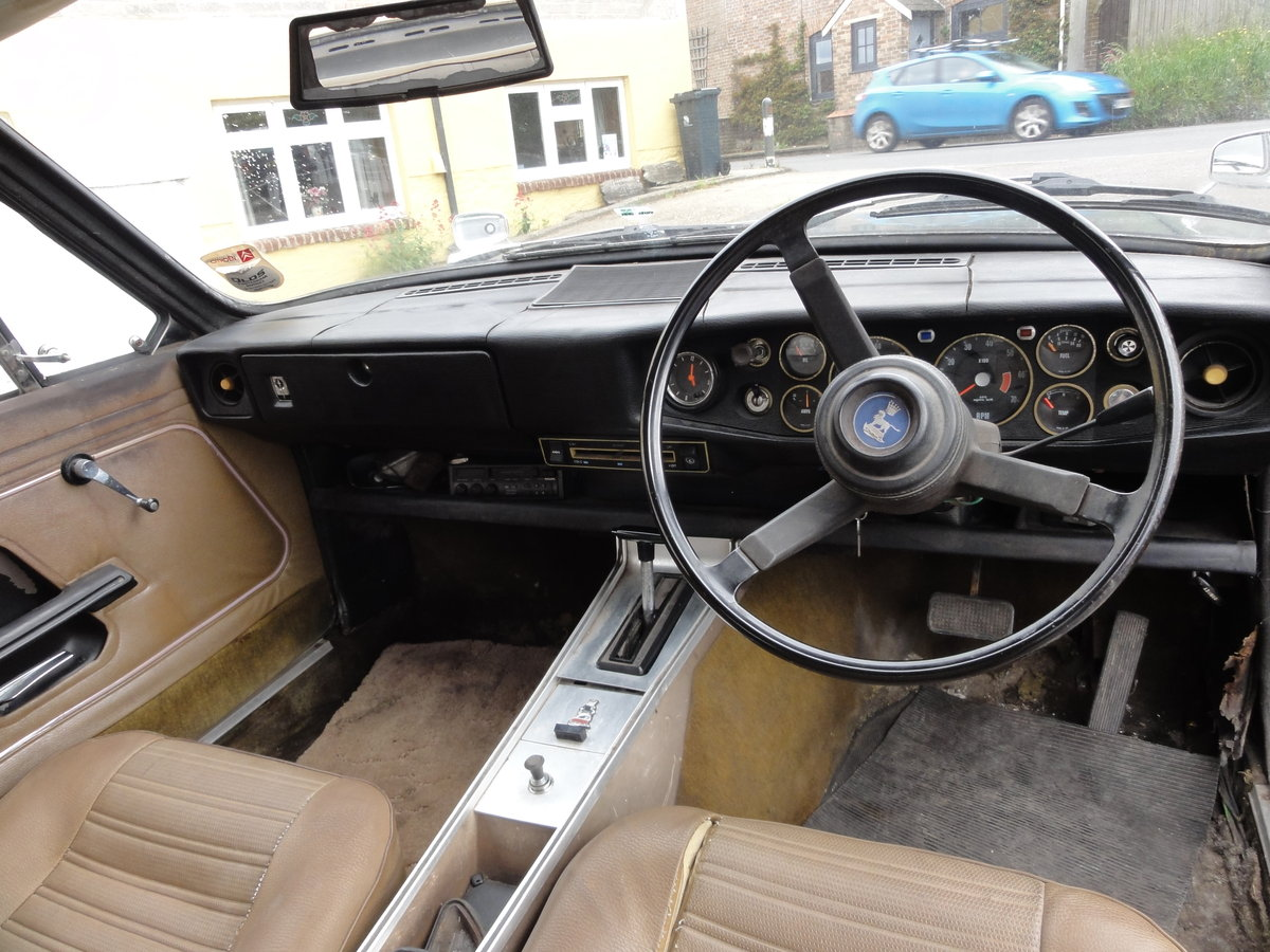 1972 Sunbeam Rapier Fastback Automatic 44000 miles For Sale (picture 2 of 6)