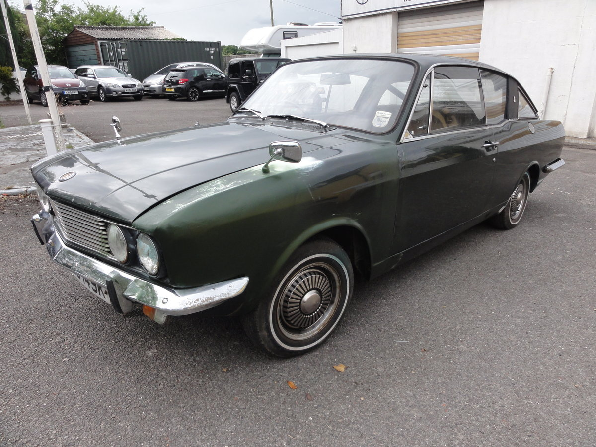 1972 Sunbeam Rapier Fastback Automatic 44000 miles For Sale (picture 3 of 6)