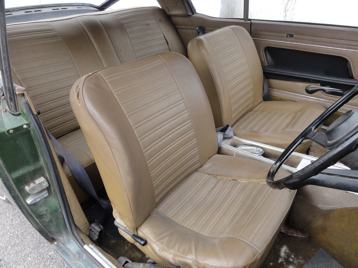 1972 Sunbeam Rapier Fastback Automatic 44000 miles For Sale (picture 5 of 6)