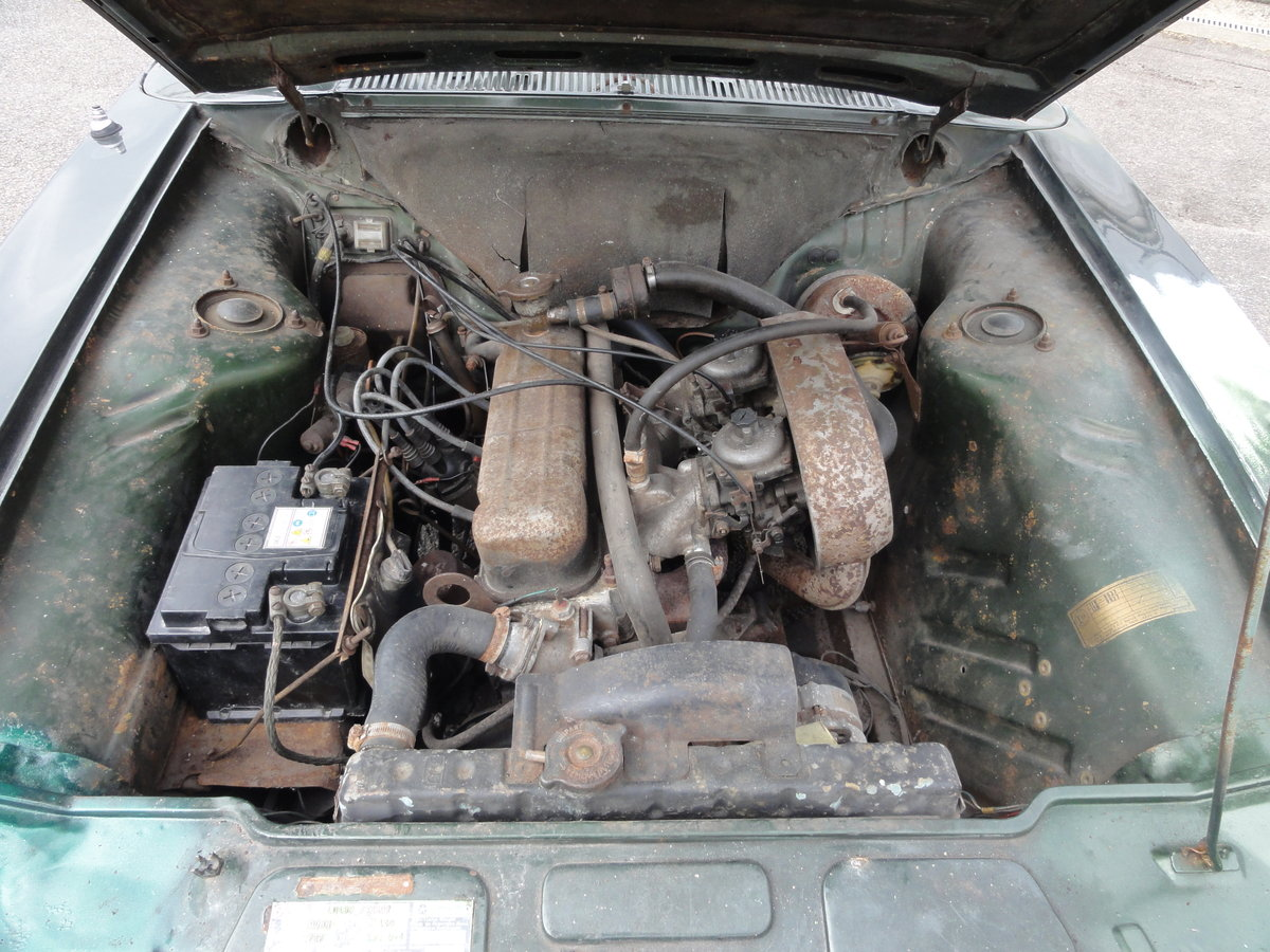 1972 Sunbeam Rapier Fastback Automatic 44000 miles For Sale (picture 6 of 6)