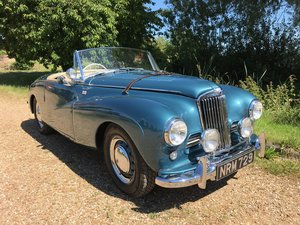 1953 Sunbeam Alpine MK1 Roadster For Sale