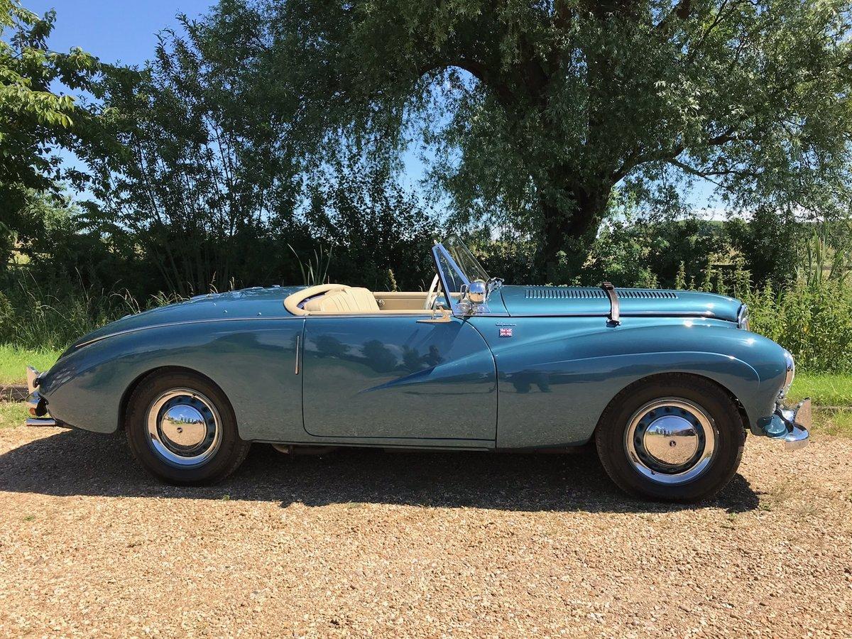 1953 Sunbeam Alpine MK1 Roadster SOLD (picture 2 of 6)