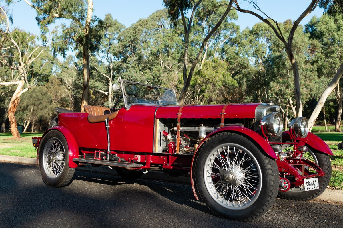 1926 Sunbeam Special For Sale (picture 5 of 6)
