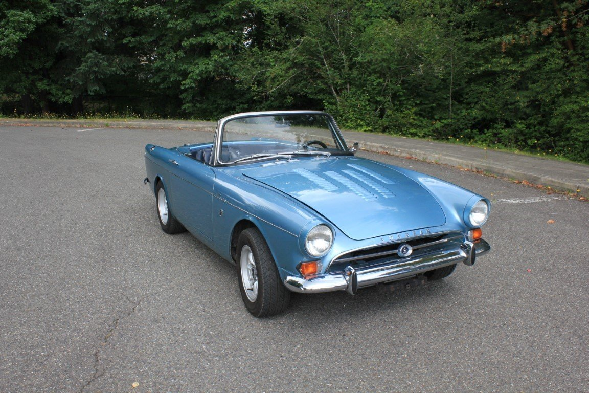 1965 Sunbeam Mark 1 - Lot 652 For Sale by Auction (picture 1 of 6)