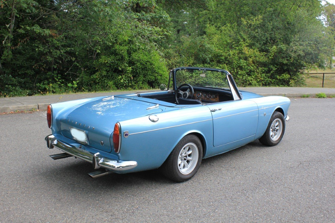 1965 Sunbeam Mark 1 - Lot 652 For Sale by Auction (picture 2 of 6)