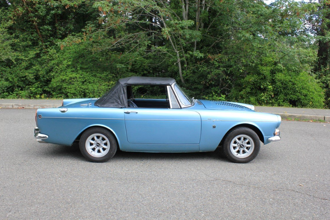 1965 Sunbeam Mark 1 - Lot 652 For Sale by Auction (picture 3 of 6)