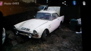 1967 Sunbeam 1725 GT Series 5 Restoration Project!! For Sale
