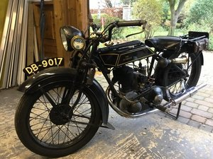 1928 Sunbeam Model 5  Motorcycle 500cc Price Adjusted
