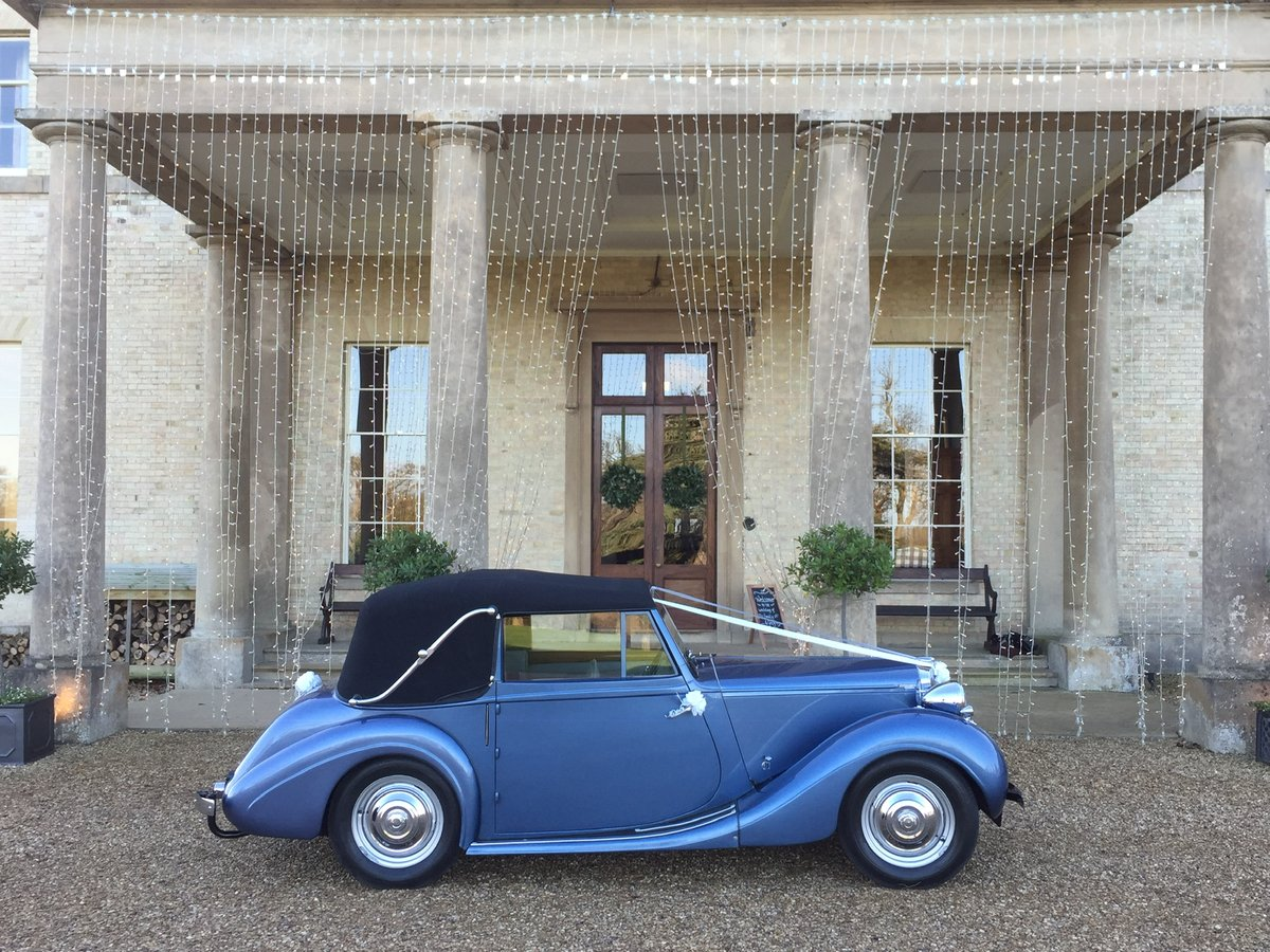 1947 Sunbeam Talbot supreme 2 litre Drophead coupe For Sale (picture 2 of 6)