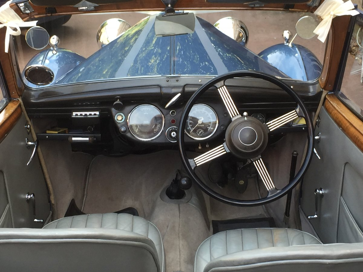 1947 Sunbeam Talbot supreme 2 litre Drophead coupe For Sale (picture 3 of 6)