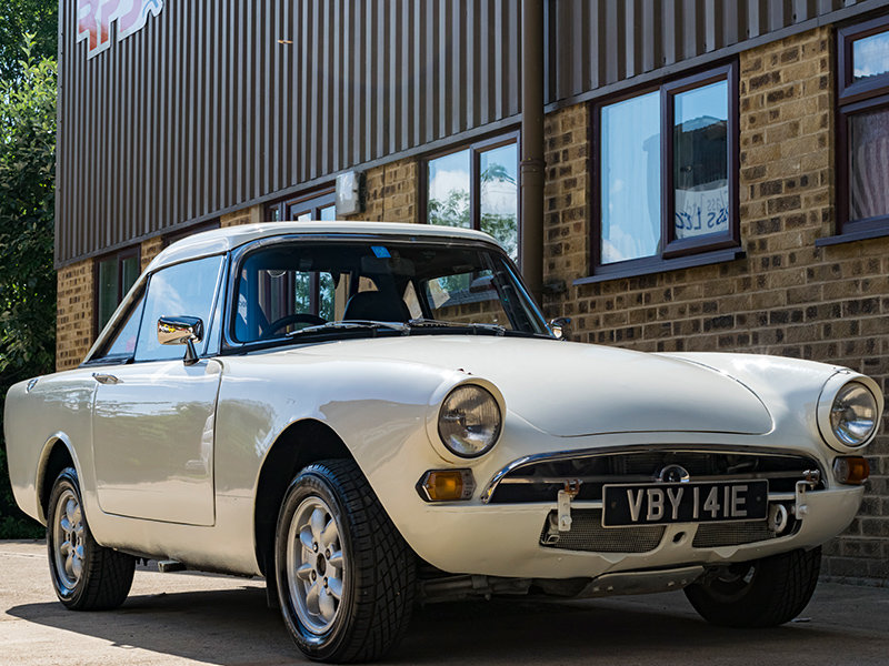 1967 Sunbeam Alpine MK V 1725 Classic Rally Car For Sale (picture 2 of 6)
