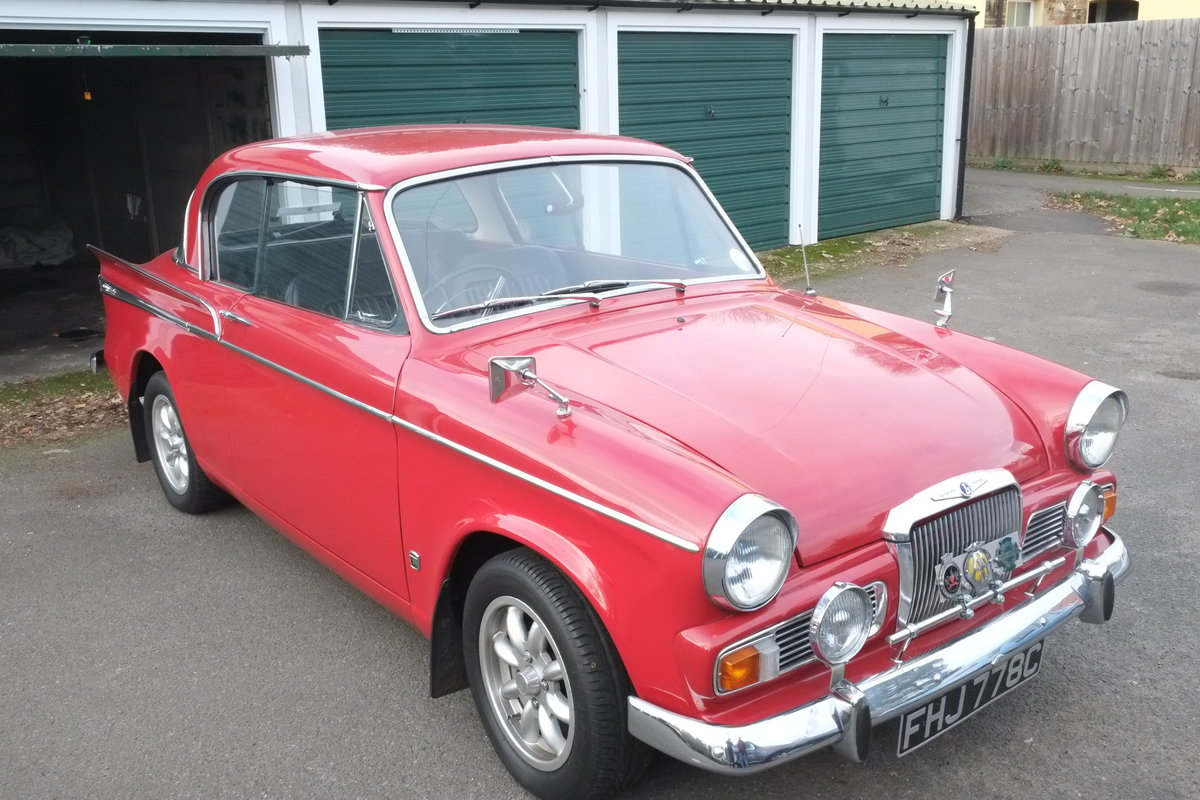 1965 Sunbeam Rapier Mk IV SOLD (picture 2 of 6)