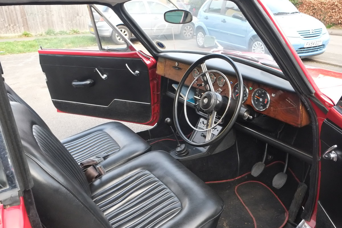 1965 Sunbeam Rapier Mk IV SOLD (picture 3 of 6)