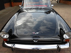 1966 Sunbeam Tiger Mk1A Unique,Rare ,Original ! UK RHD For Sale (picture 3 of 6)