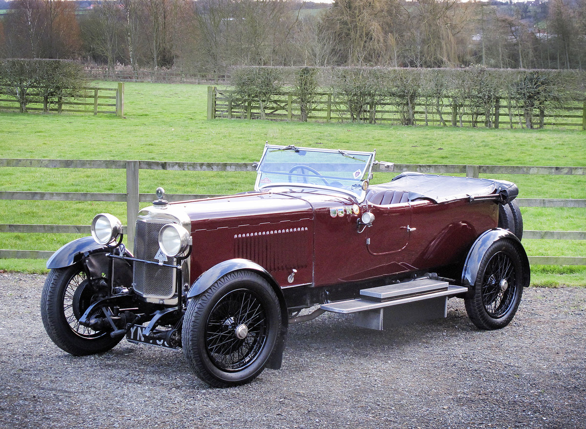 1926 Sunbeam 3.0 Litre Super Sports Tourer For Sale (picture 1 of 6)