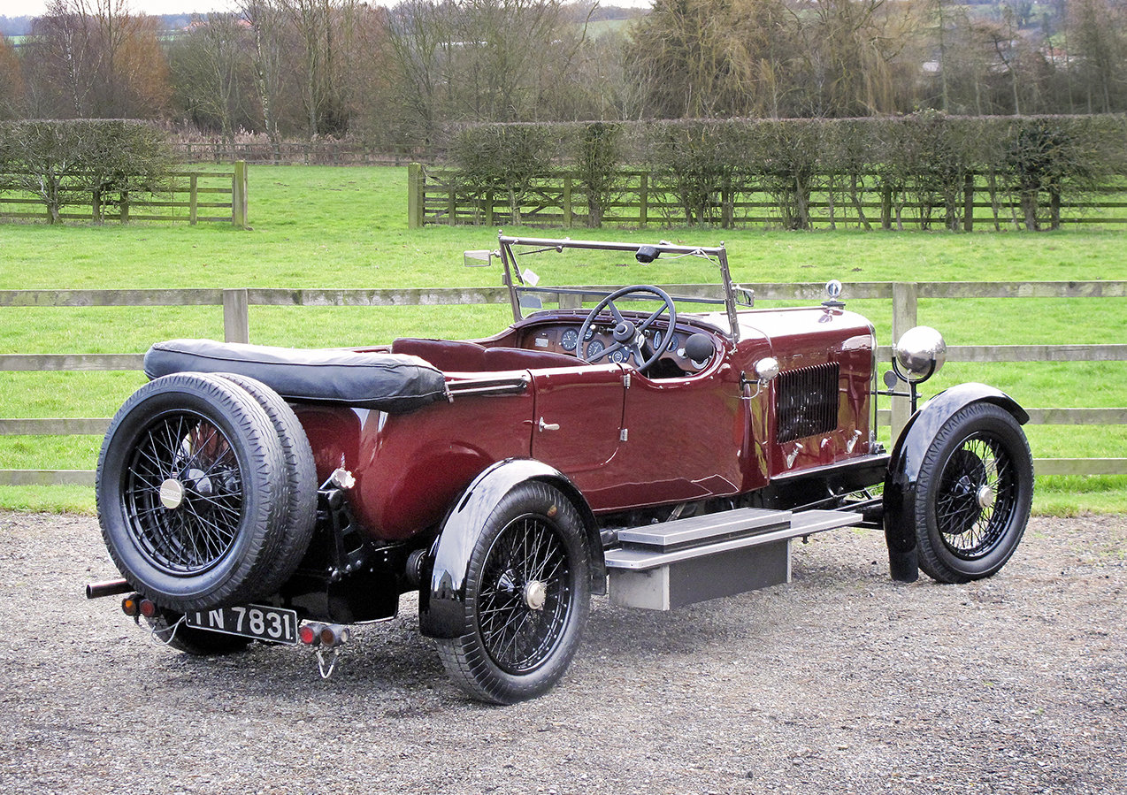 1926 Sunbeam 3.0 Litre Super Sports Tourer For Sale (picture 2 of 6)