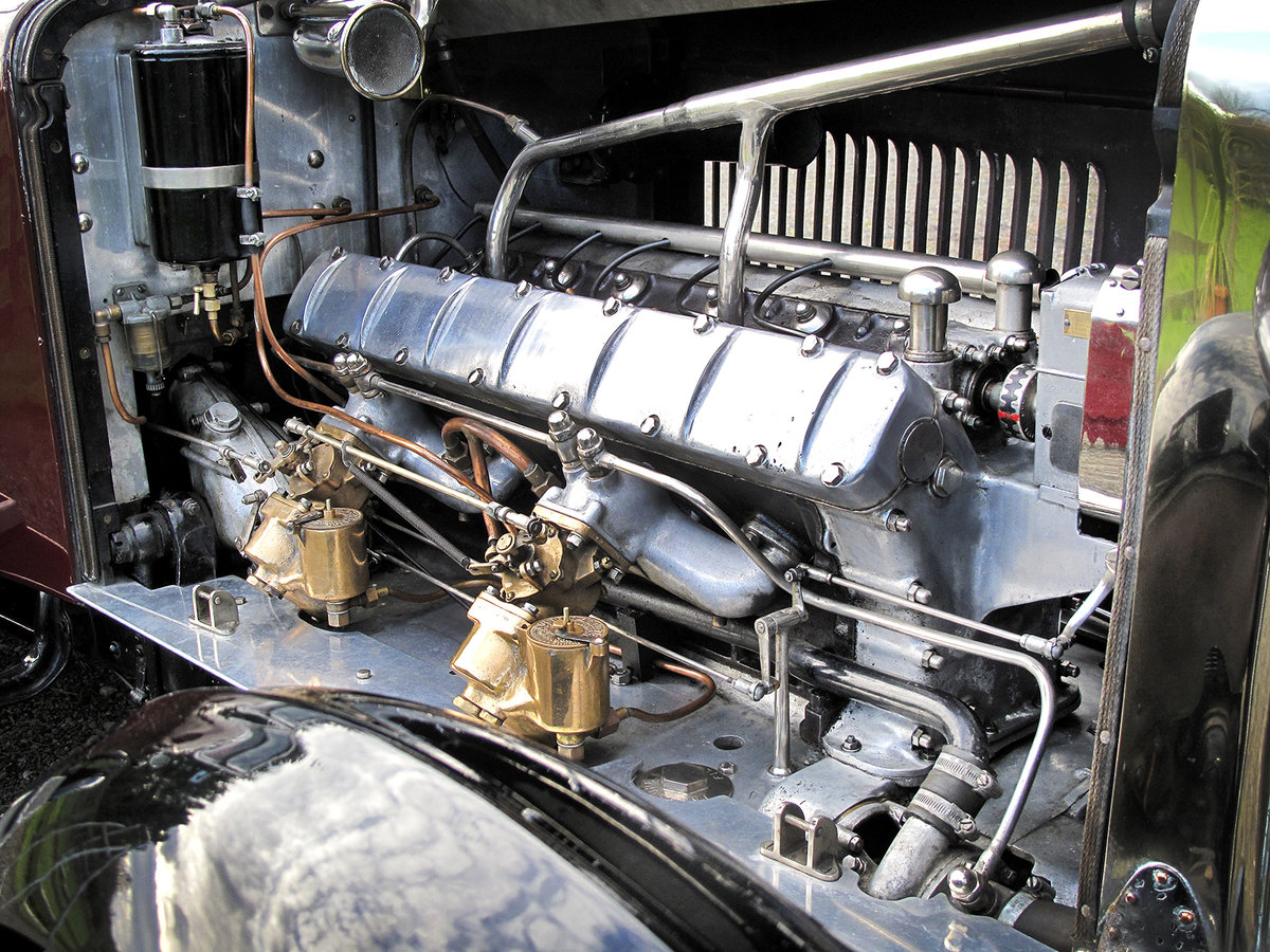 1926 Sunbeam 3.0 Litre Super Sports Tourer For Sale (picture 4 of 6)