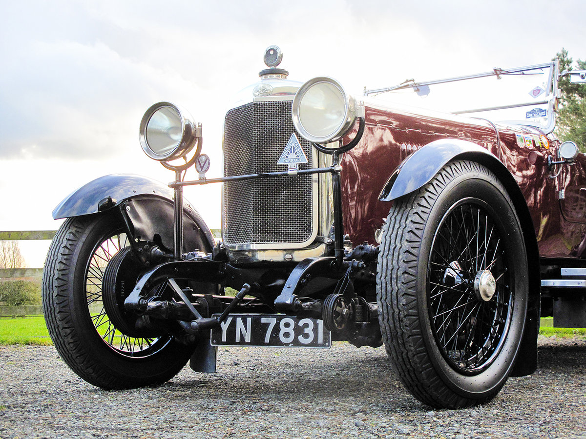 1926 Sunbeam 3.0 Litre Super Sports Tourer For Sale (picture 6 of 6)