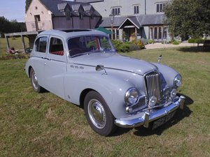 Picture of 1955 Sunbeam 90 mark 111  SOLD
