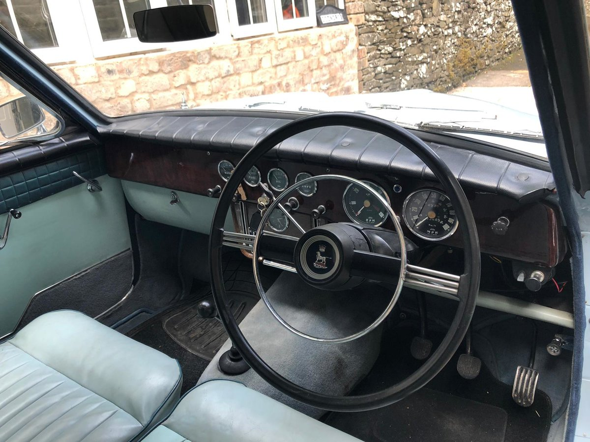 1959 Sunbeam Rapier convertible Fabulous Condition For Sale (picture 3 of 6)