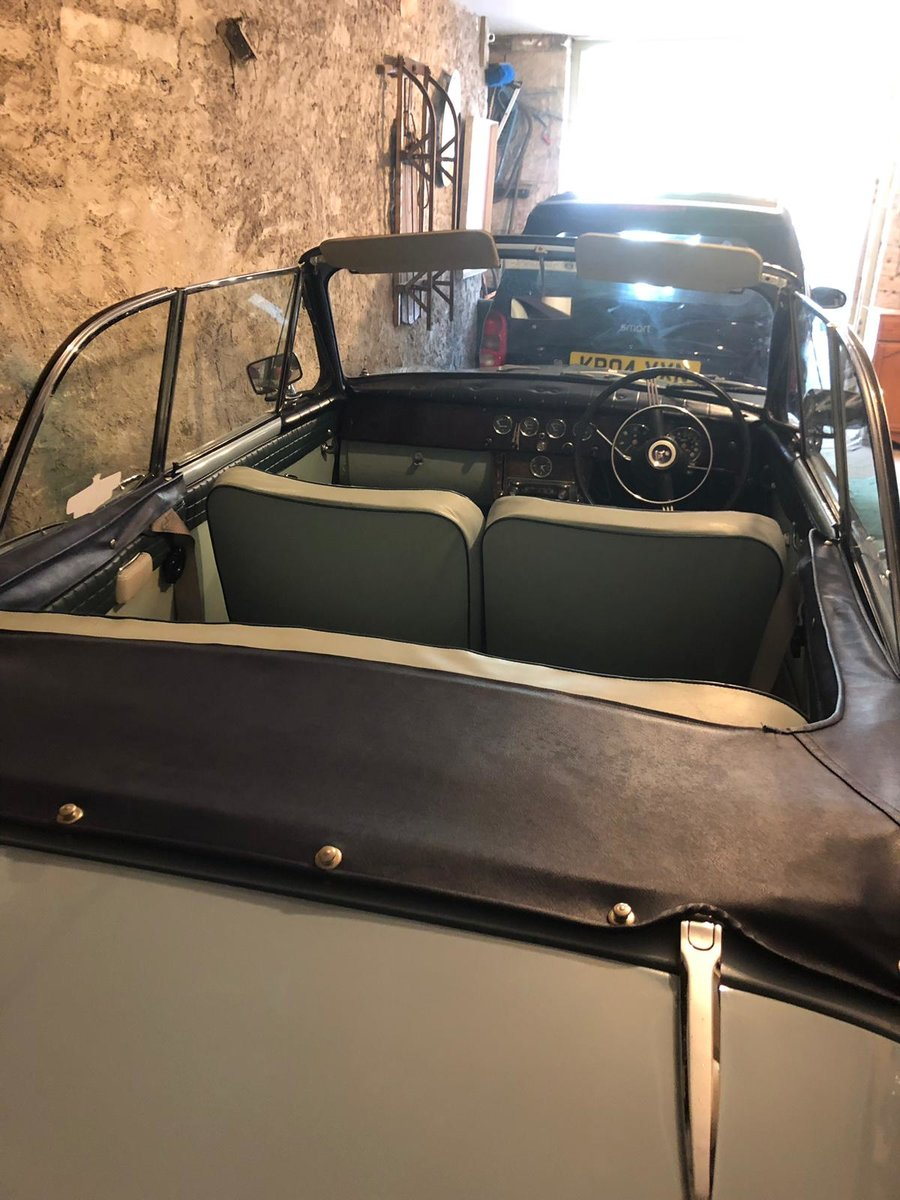 1959 Sunbeam Rapier convertible Fabulous Condition For Sale (picture 6 of 6)