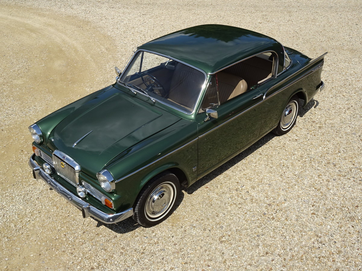 Sunbeam Rapier Series V – A Stunning Car SOLD (picture 1 of 6)