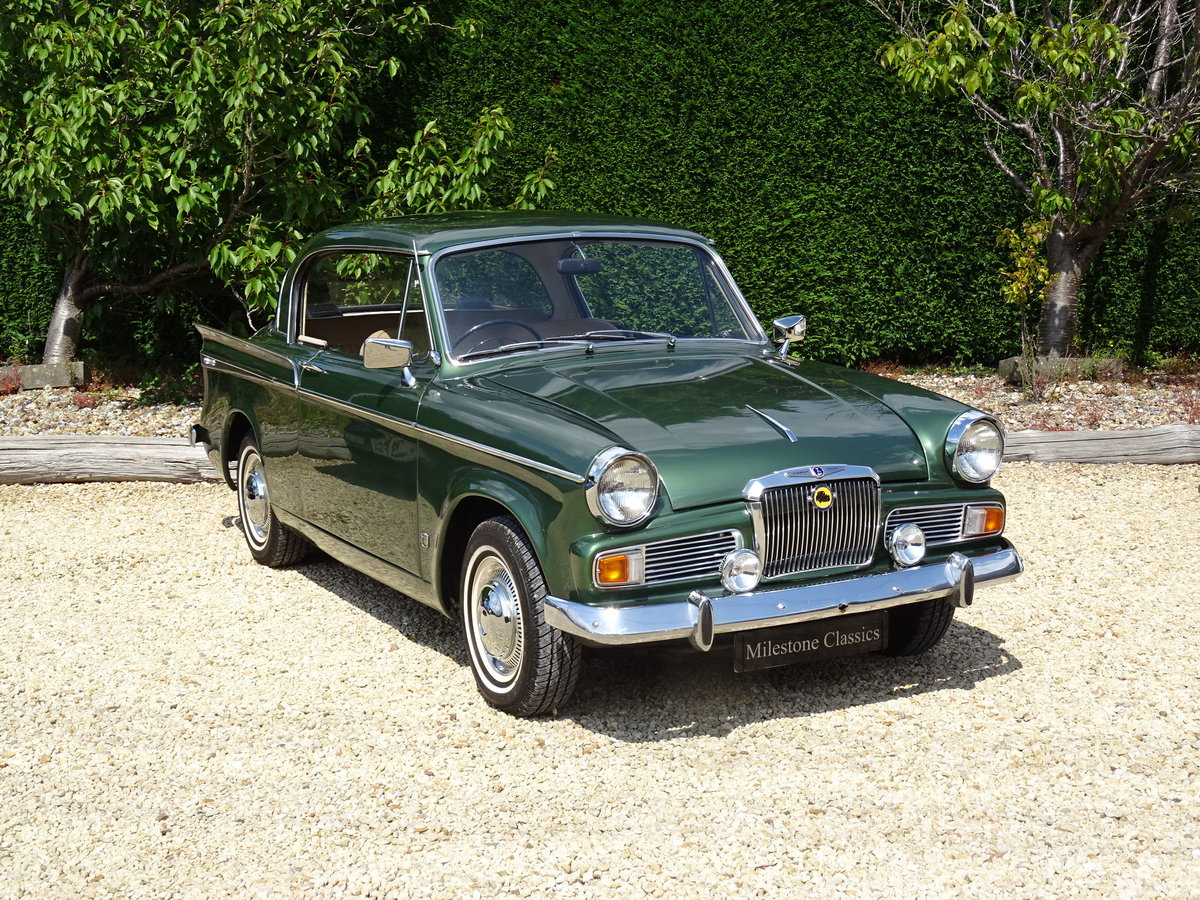 Sunbeam Rapier Series V – A Stunning Car SOLD (picture 2 of 6)
