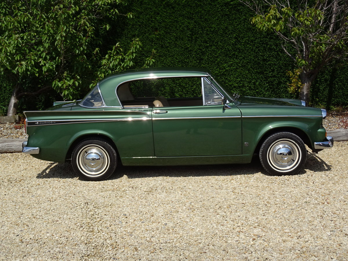 Sunbeam Rapier Series V – A Stunning Car SOLD (picture 3 of 6)